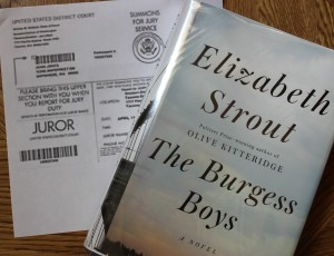Sibling Rivalries in Elizabeth Strout's The Burgess Boys