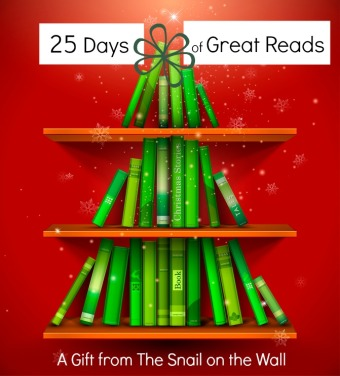 25 Days of Great Reads graphic