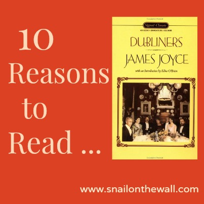 Reasons to Read Dubliners 2